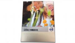 Genuine Volvo Service Record Book (2009 Models)